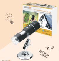Mikroskop TX-158 von Technaxx