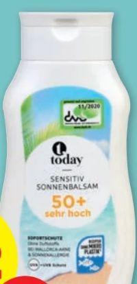 Sensitive Sonnenbalsam von Today