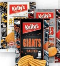 Riffles Chips von Kelly's