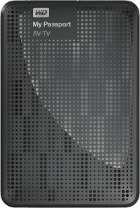 My Passport AV-TV von Western Digital