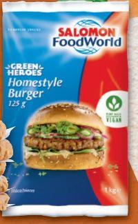 Homestyle Burger von Salomon Food World