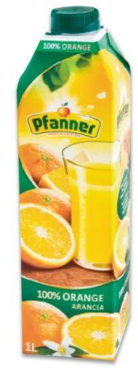 Saft von Pfanner