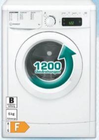 Waschmaschine EWE 61251E W EU N von Indesit