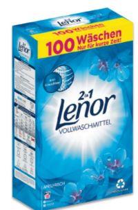 Pulver von Lenor