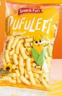 Pufuleti Natur von Snack Fun