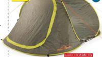 Pop-Up Zelt von Adventuridge
