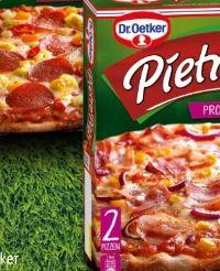 Pizza von Dr. Oetker