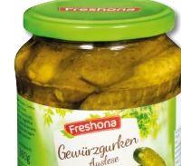 Gewürzgurken von Freshona