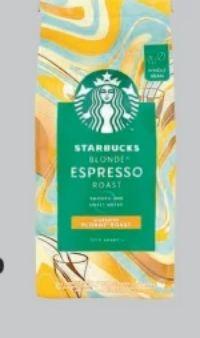 Kaffeebohne Espresso Roast von Starbucks