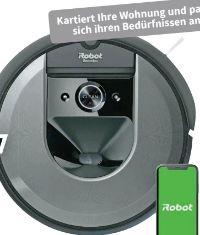 Saugroboter Roomba I7158 von iRobot