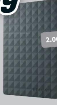 Expansion Festplatte von Seagate