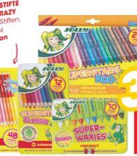 Buntstifte Supersticks Crazy von Jolly
