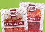 Kantwurst von Loidl