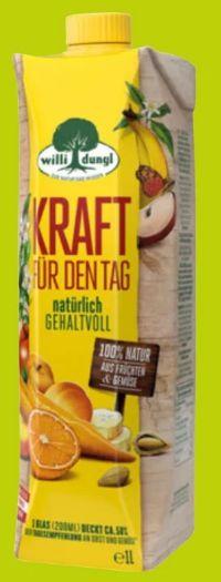 Frucht-Gemüsesaft von Willi Dungl
