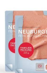 Geschnitten von Neuburger