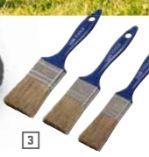 Flachpinsel-Set von Lux-Tools
