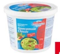 Guacamole Classic von Salomon Food World