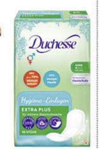 Hygiene Einlagen Extra von Duchesse