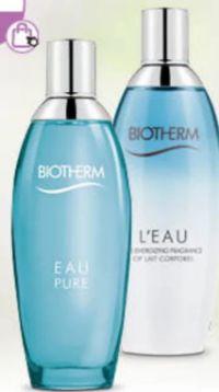 L'eau EdT von Biotherm