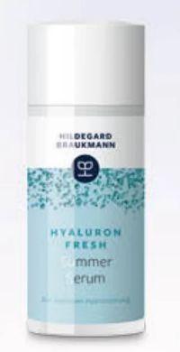 Hyaluron Fresh Serum von Hildegard Braukmann