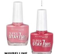 Nagellack Superstay 7 Days von Maybelline