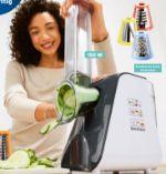 Elektrische Gemüseraspel von SilverCrest