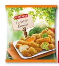 Paniertes Gemüse von Freshona