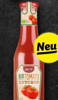 Bio-Tomatenketchup von Kania