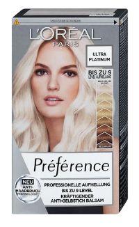 Infinia Préférence Haarfarbe von L'Oréal Paris