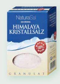 Himalaya Kristallsalz Granulat von NaturaSal