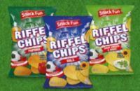 Riffel-Chips von Snack Fun