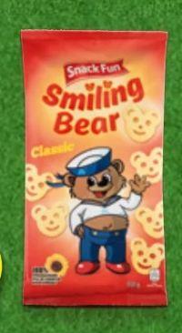 Smiling Bear von Snack Fun