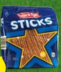 Sticks von Snack Fun