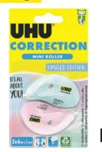 Korrekturroller von UHU