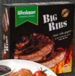 Big Ribs von Wiesbauer