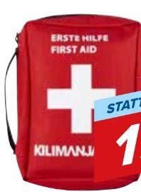 Erste Hilfe Set von Kilimanjaro