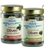 Bio-Oliven von Mani Bläuel
