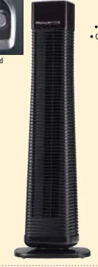 Turmventilator Classic Tower VU6140 von Rowenta
