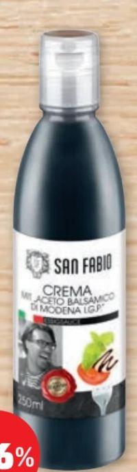 Balsamico Creme von San Fabio