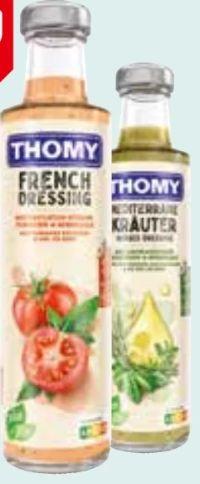 Salatdressing von Thomy