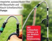 Regenfass-Pumpe MRP 350 von Mauk