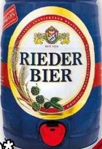 UrEcht Partyfass von Rieder