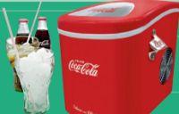 Eiswürfelbereiter CocaCola