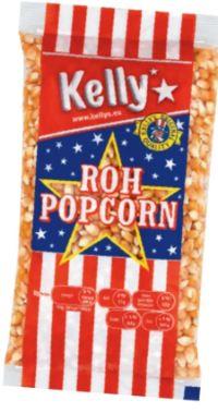Rohpopcorn von Kelly's