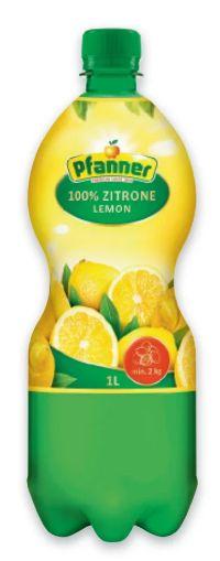 Zitronensaft von Pfanner