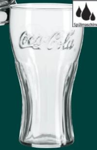 Coca Cola Contour Glas von Luminarc