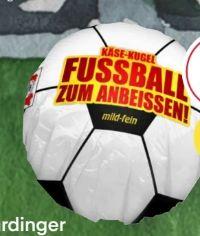 Käse-Kugel Fußball Edition von Schärdinger
