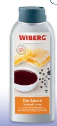 Dipsauce Smoked Honey von Wiberg