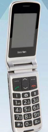 Handy SL595 Plus von Beafon