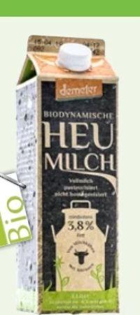 Demeter Bio Heumilch von dmBio